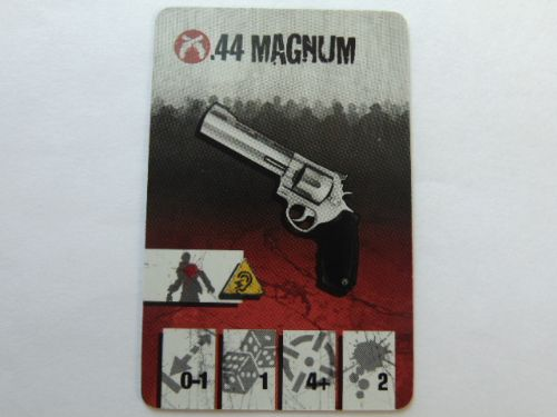 survivor equipment card (44 magnum)
